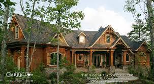 nantahala cottage 2797 house plans by garrell associates inc