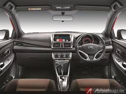 2014 Toyota Yaris Interior 7 Specification And Feature Differences Of Yaris Indonesia Vs