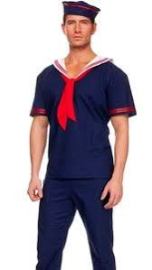Air Force Halloween Costumes Sailor Halloween Costume Men