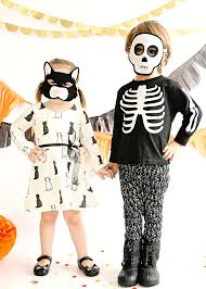 Halloween Cat Skeleton A Classic Halloween Party With Opposite Of Far The Love Designed