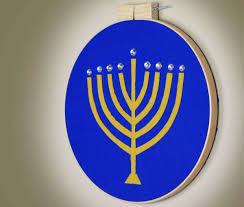 hannukkah decorations diy hanukkah decorations for your home fiskars