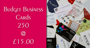 Budget Business Cards Business Cards Printing And Design Service Chesham