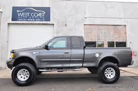 2003 ford f150 supercab 4x4 2003 ford f 150 heritage edition lifted 6 5ft 4 4 truck sold