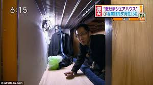 tiny japanese apartment living in a box the tiny coffin apartments of tokyo which cost