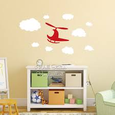 online get cheap airplane wall sticker children aliexpress com