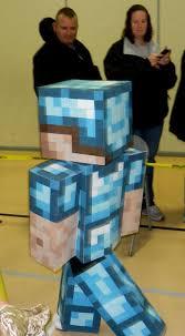 Halloween Minecraft Costumes 25 Steve Costume Ideas Minecraft Costumes