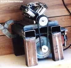 Magneto Test Bench Model Engines