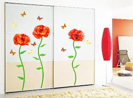 Ideas To Add Poppy Flower Designs To Home Decorating - Poppy wallpaper home interior