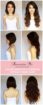 extensions on very very short hair best 25 short hair extensions ideas on pinterest balayage hair