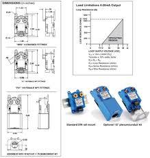 ashcroft cxldp series pressure transducers transmitters type