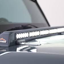 jeep light bar mount cleghorn light bar wiper cowl for jk u2013 cliffride