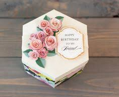 3d floral home decor cricut cartridge rose embellished frame