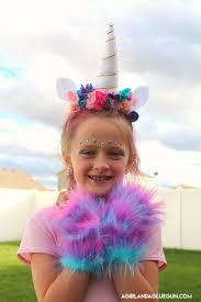unicorn costume unicorn costume diy a girl and a glue gun