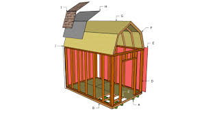 gable barn plans gambrel shed plans myoutdoorplans free woodworking plans and