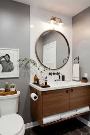 round mirror inspiration and round up of sources interior