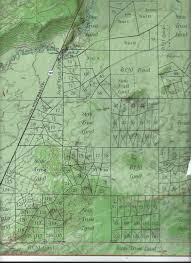 Arizona County Map by 37 Acre Wilderness Ranch 179 Month Ranch For Sale St Johns