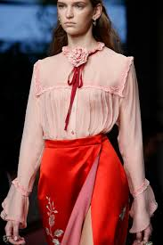 Erdem Spring 2016 Ready To by Gucci Spring 2016 Ready To Wear Fashion Show Gucci Spring Gucci