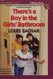 there u0027s a boy in the girls u0027 bathroom by louis sachar fictiondb