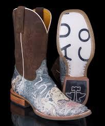 tin haul gray u0026 brown faded angel laser cowboy boot women zulily