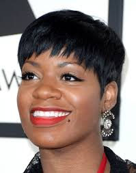 fantasia barrino pixie short hairstyles lookbook stylebistro