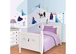 Frozen Room Decor Walltastic Disney Frozen Room Decor Kit Multi Colour Co