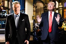pimpandhost uploaded on february 13 2016 alec baldwin s s n l ratings destroyed donald trump s vanity fair