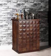 Teak Bar Cabinet Bar Cabinets Skoov