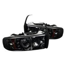 2001 dodge ram 2500 headlight assembly 2001 dodge ram custom factory headlights carid com