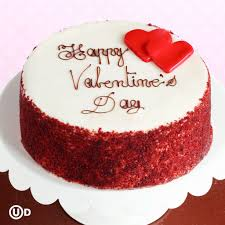 red velvet happy valentines day cake valentine cakes cake ideas