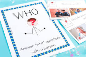 teaching wh questions speechy musings