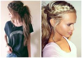 trendy and messy ponytails hairstyle trend of 2016 trendy mods com