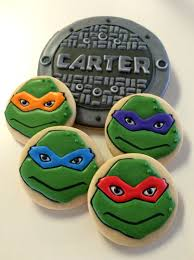 tmnt cake topper cake toppers