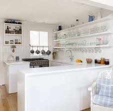 Fascinating Simple Kitchen Design For Very Small House  Small - Simple kitchen designs