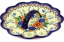 deviled egg platters egg platter butterfly design porceline