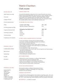 Sample Resume For Accounting Internship by Writing A Resume For Accounting