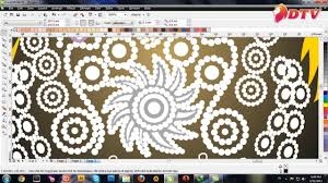corel draw x4 blend tool tutorial vector corel draw interactive blend tool coreldraw
