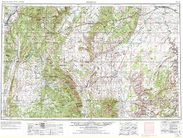 Topographic Map Of Utah by Reading Topo Maps And Pls Freemilling Com