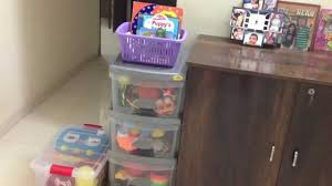 Toy Organization Toy Storage And Organization Toy Rotation Youtube