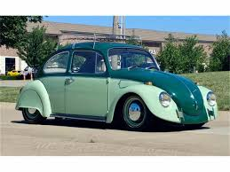 gold volkswagen beetle 1968 volkswagen beetle for sale on classiccars com