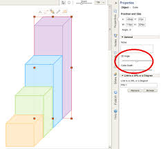 draw 3d objects online with creately diagram tools