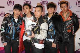 most popular boy bands 2015 big bang listed by h m as one of the top ten most stylish boy bands