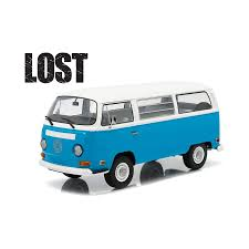 volkswagen models van lost tv serie model van volkswagen t2 scale 1 18 diecast official