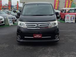 nissan serena 2010 2010 nissan serena highway star v earosere hdd used car for sale