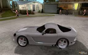 Dodge Viper Quality - dodge viper srt 10 coupe for gta san andreas