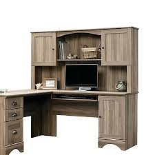 sauder harbor view computer desk and hutch sauder harbor view collections file cabinet stand in computer desk