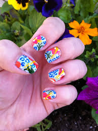 deathly beauty nails nail art is the art of decorating nails with