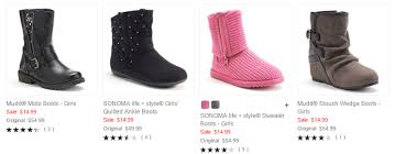 womens boots at kohls kohl s black friday deal live now s boots 19 99