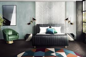 home interior trends 2018 color trends mid century home decor ideas with green