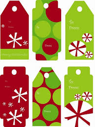 63 best printable christmas gift tags images on pinterest