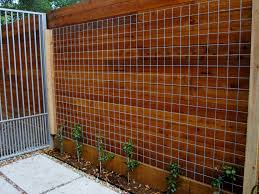 landscaping plans green screen trellis inspiring garden and